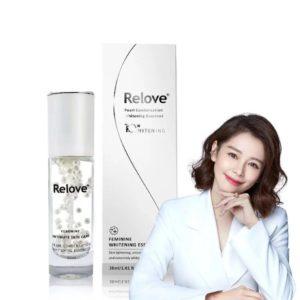 RELOVE-淨柔白桃-私密美白賦活晶球凝露-product-image